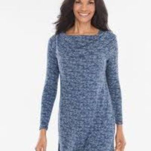 Chico's ZENERGY 3 XL Cozy Pullover Knit Collection